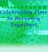 Celebrating Time In Recovery Together!