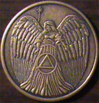 Angel AA Triangle
