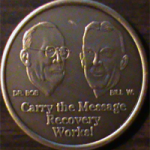 Bill & Bob Carry The Message