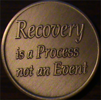 Enjoy The Journey -Recovery is a process not an event
