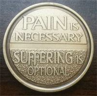 Blank Triangle - Pain