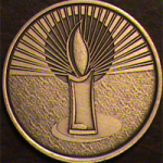 Candle, Candle medallion,