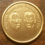 Founders Medallion