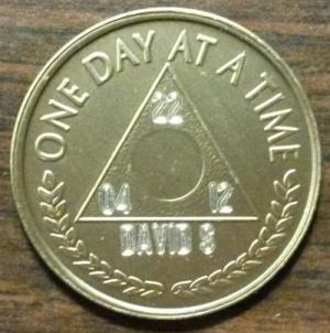 al-anon medallions | Al anon | Alanon Medallion