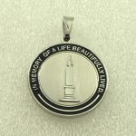 In Memory of a Life Beautifully Lived Pendant